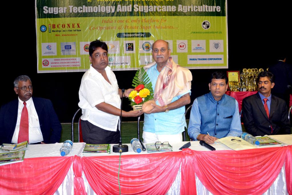 Honorable Shri. Prabhakar Kore MP